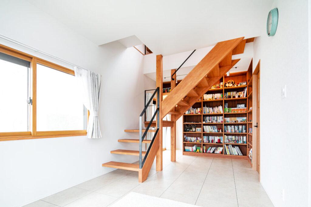 リノベーションの本棚